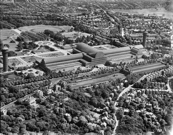Crystal Palace, Penge, May 1928