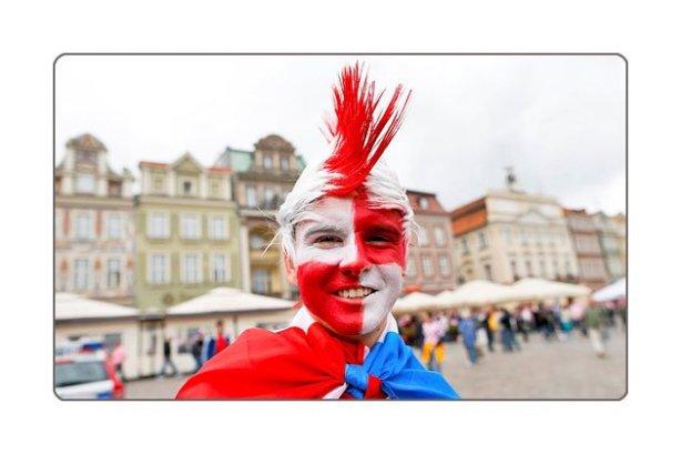 Croatian Soccer Fan