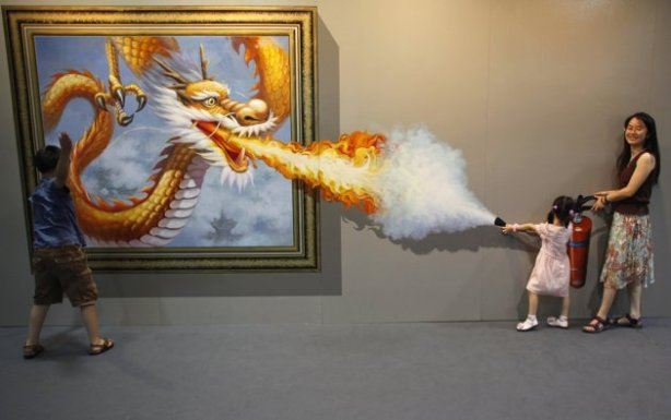 3D Painting Art