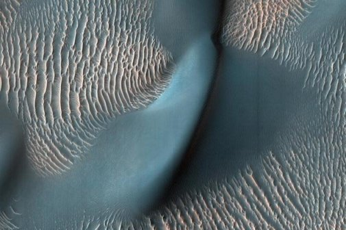 NASA's new Mars Photos