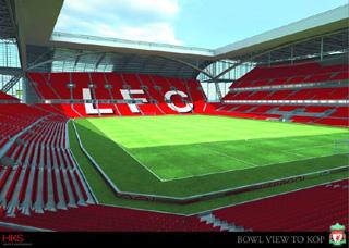 Liverpool football trip