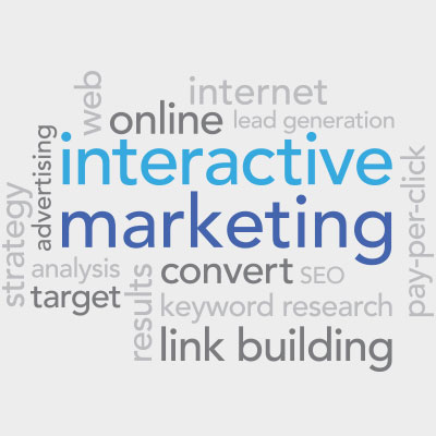 what is interactive marketing